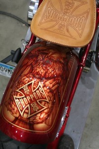 West Coast Customs Bike